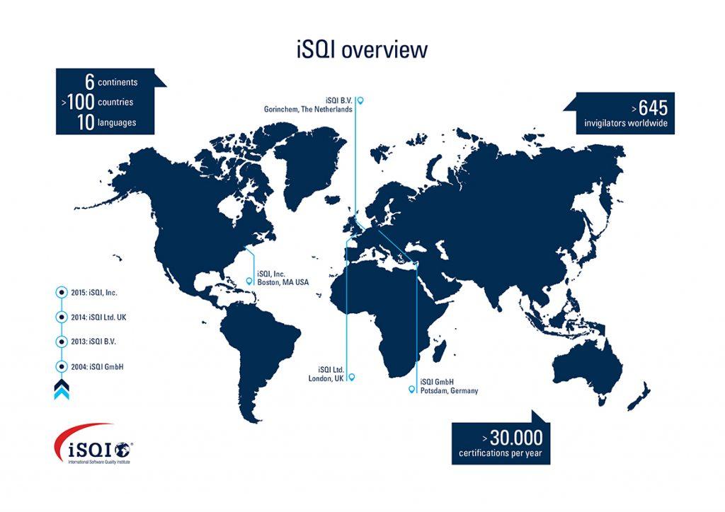 iSQI in 2019